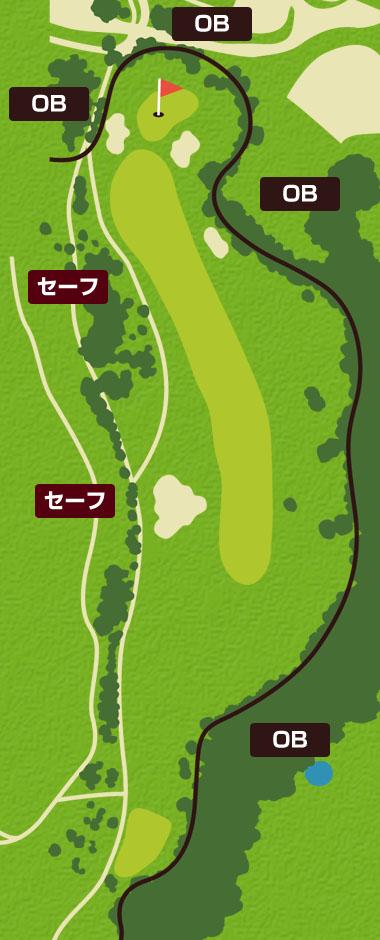 1コース地図
